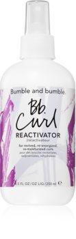 Bumble and Bumble Bb. Curl Reactivator aktiváló spray a hullámos és göndör hajra