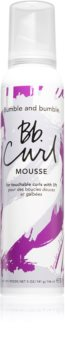 Bumble and Bumble Bb. Curl Mousse піна для укладки для хвилястого та кучерявого волосся