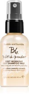 Bumble and Bumble Pret-À-Powder Post Workout Dry Shampoo Mist șampon uscat înviorător Spray