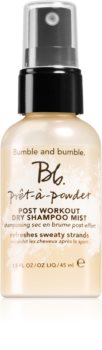 Bumble and Bumble Pret-À-Powder Post Workout Dry Shampoo Mist verfrissende droogshampoo in Spray