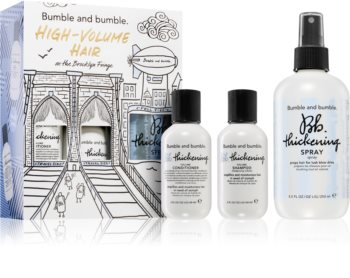 Bumble and Bumble High-Volume Hair kozmetični set (za volumen las)