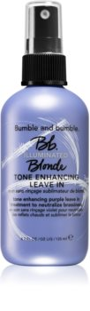 Bumble and Bumble Bb. Illuminated Blonde Tone Enhancing Leave-in bezoplachová péče pro blond vlasy
