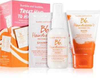 Bumble and Bumble Treat Hair to Hydration set (voor Zwak, Gestresset Haar )