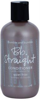 Bumble and Bumble Straight kondicionér pro uhlazení nepoddajných a krepatých vlasů
