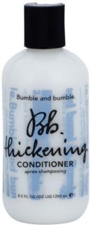 Bumble and Bumble Thickening Volume Conditioner odżywka stymulujący wzrost nowych włosów