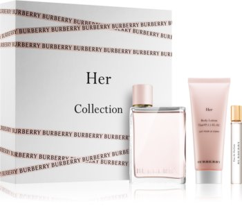 Burberry Her Gift Set III. for Women