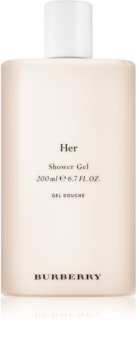Burberry Her sprchový gel pro ženy