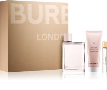 Burberry Her lote de regalo V. para mujer