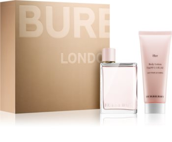 Burberry Her Lahjasetti IV. Naisille