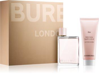 Burberry Her set cadou IV. pentru femei