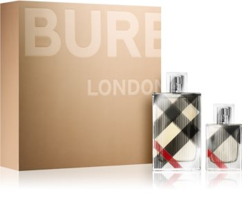 Burberry Brit for Her Lahjasetti I. Naisille