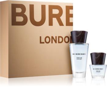 Burberry Touch for Men Gavesæt  I. til mænd