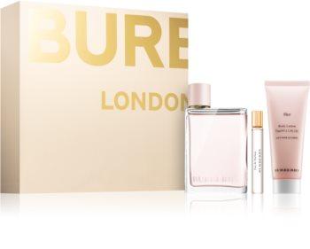 Burberry Her coffret cadeau I. pour femme