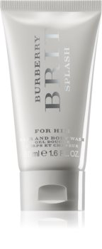 Burberry Brit Splash Shower Gel for Men