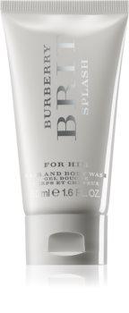 Burberry Brit Splash sprchový gel pro muže