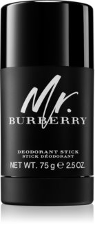 Burberry Mr. Burberry desodorizante em stick para homens