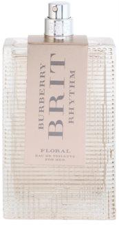 Burberry Brit Rhythm Floral for Her toaletní voda tester pro ženy
