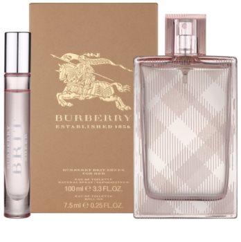 Burberry Brit Sheer lote de regalo VI.