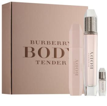 Burberry Body Tender lote de regalo IV.