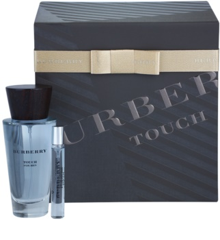 Burberry Touch for Men coffret II.