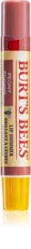 Burt's Bees Lip Shimmer lesk na pery