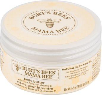 Burt's Bees Mama Bee Närande kroppssmör  för mage och midja