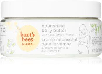 Burt's Bees Mama Bee beurre corporel nourrissant ventre et taille