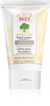 Burt's Bees Ultimate Care creme de mãos para pele muito seca