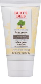Burt's Bees Ultimate Care Hand Cream For Very Dry Skin