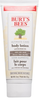 Burt's Bees Ultimate Care Body Lotion For Very Dry Skin