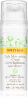 Burt's Bees Sensitive hidratáló nappali krém az érzékeny arcbőrre