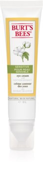 Burt's Bees Sensitive Moisturizing Eye Cream to Treat Swelling and Dark Circles