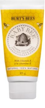 Burt's Bees Baby Bee Kräm för blöjeksem för spädbarn med vitamin E