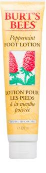 Burt's Bees Peppermint crema per i piedi con menta piperita