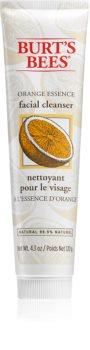 Burt's Bees Orange Essence hydratační čisticí gel