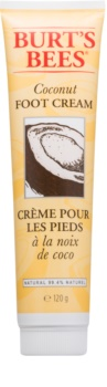 Burt's Bees Coconut Softening Foot Cream with Coconut