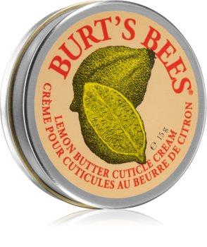 Burt's Bees Care burro di limone per cuticole