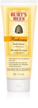 Burt's Bees Radiance nawilżające mleczko do ciała do skóry normalnej