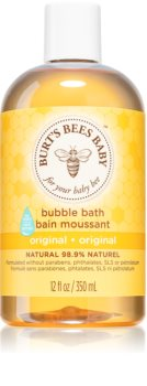 Burt's Bees Baby Bee bain moussant