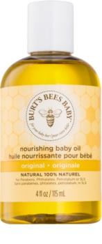 Burt's Bees Baby Bee παιδικό λάδι για μπάνιο και σώμα με θρεπτικό αποτέλεσμα