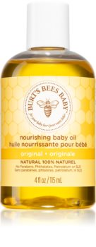 Burt's Bees Baby Bee Kylpy- Ja Vartaloöljy Lapsille Ravitsevalla Vaikutuksella