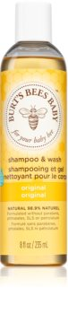 Burt's Bees Baby Bee 2in1 Shampoo and Cleansing Gel for Everyday Use