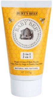 Burt's Bees Baby Bee crème poudre à usage quotidien
