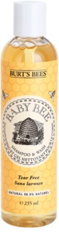 Burt's Bees Baby Bee šampón a umývací gél 2 v 1 na každodenné použitie
