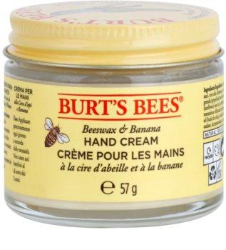 Burt's Bees Beeswax & Banana κρέμα για τα χέρια