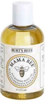 Burt's Bees Mama Bee ulei hranitor pentru corp