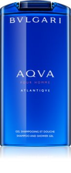 Bvlgari AQVA Pour Homme Atlantiqve Shower Gel for Men
