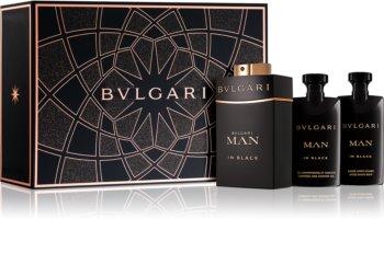 Bvlgari Man in Black Gift Set IX. for Men