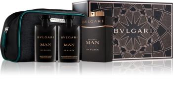 Bvlgari Man in Black dárková sada IV. pro muže