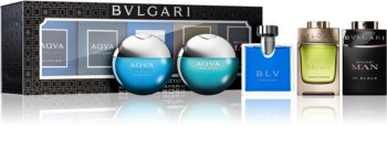 Bvlgari The Miniature Collection Gift Set I. for Men